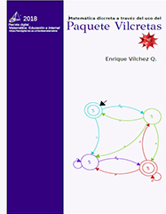 Discrete Mathematics through the use of VilCretas Package
